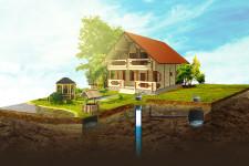 Как правильно провести воду в дом из колодца или скважины