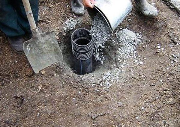 Тампонирование скважин